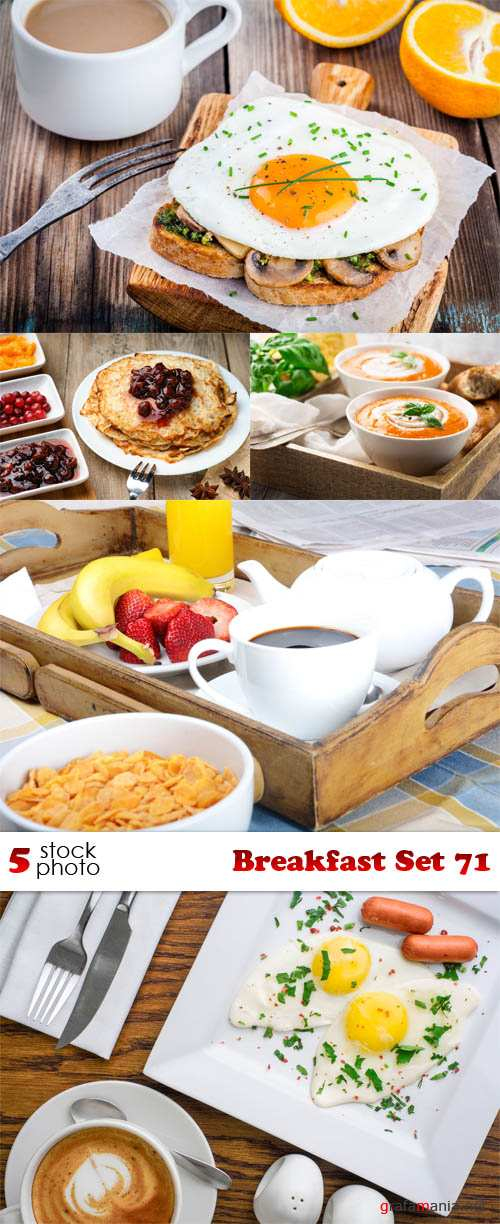 Photos - Breakfast Set 71