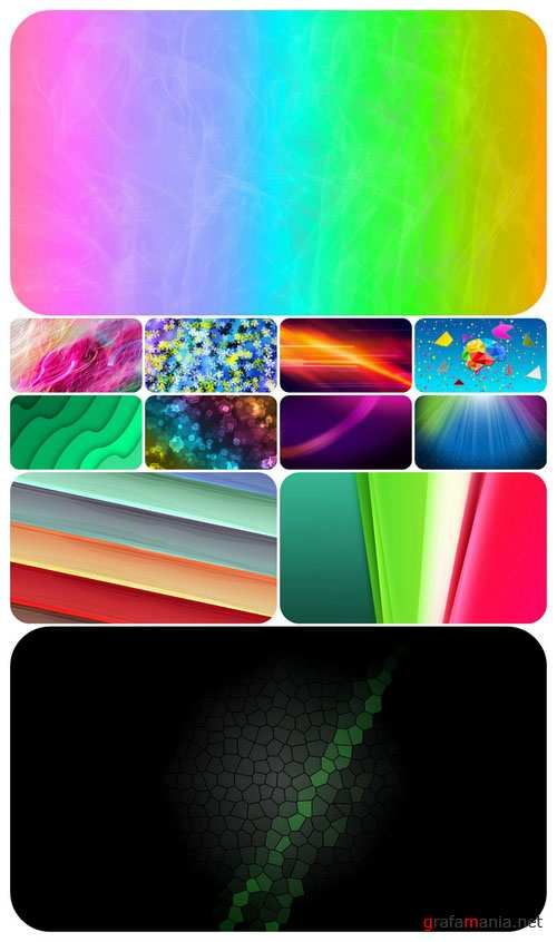 Abstract wallpaper pack #71