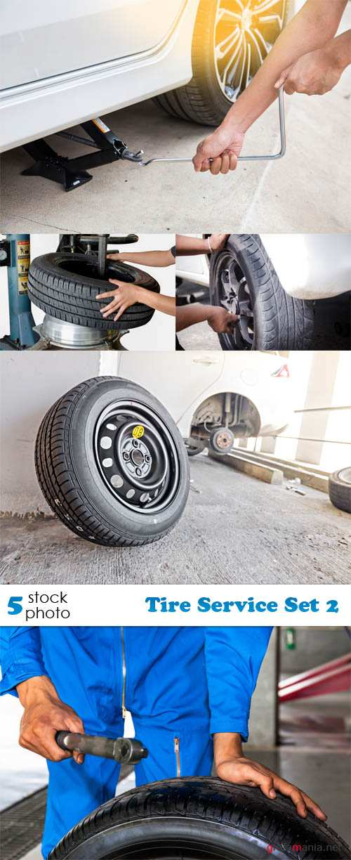Photos - Tire Service Set