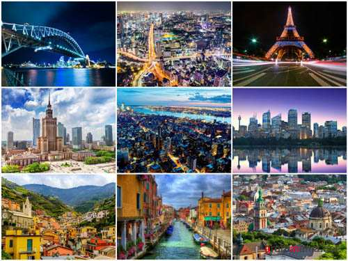 60 Beautiful Cityscapes HD Wallpapers 9