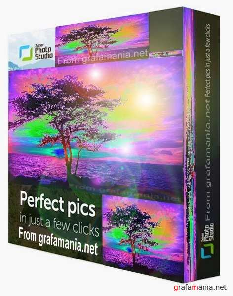 Zoner Photo Studio Pro (r.19.1612.2.11 win x86/x64 bit) version by AlexS75 + Update + RePack by KpoJIuK