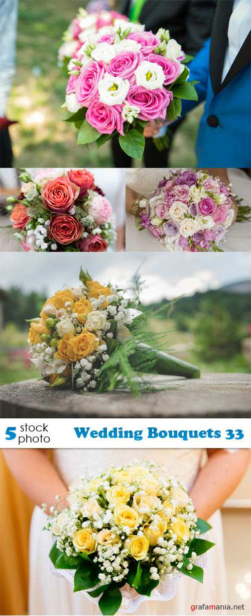 Photos - Wedding Bouquets 33