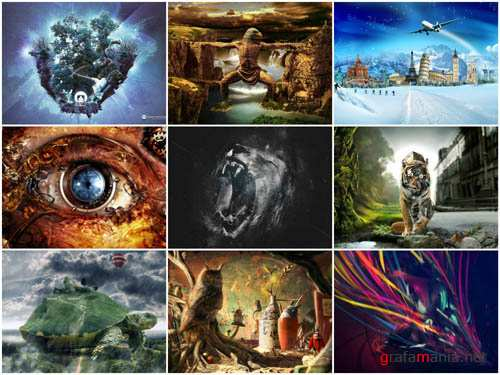 75 Creative Art HD Wallpapers Mix 16