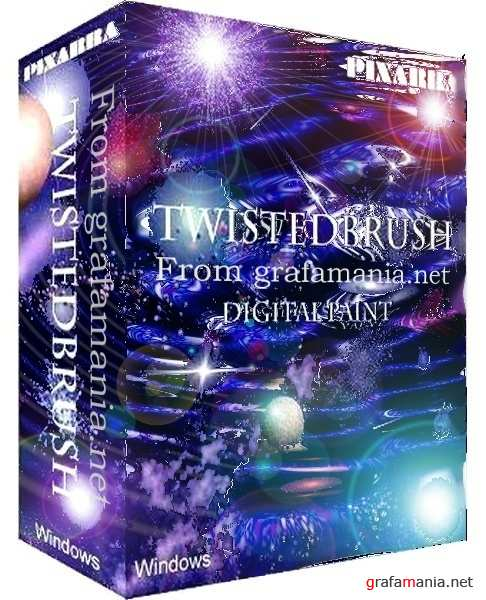 TwistedBrush Pro Studio v/ 23.03 + Portable by Nemo SND (win x86/x64 bit)
