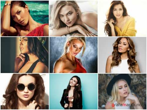 Wallpapers with Wonderful Women Mix 4