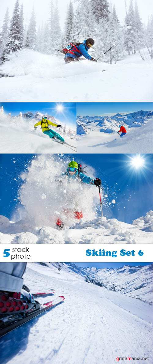 Photos - Skiing Set 6