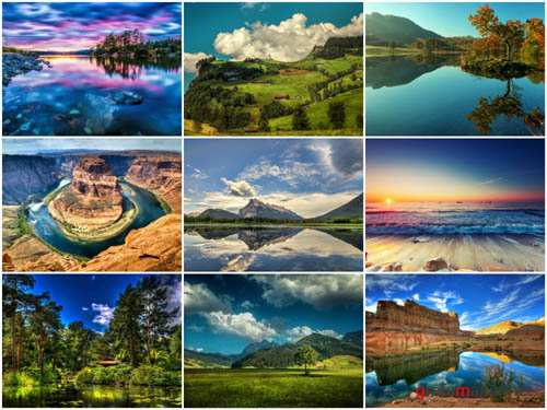 60 Incredible Nature HD Wallpapers Mix 36