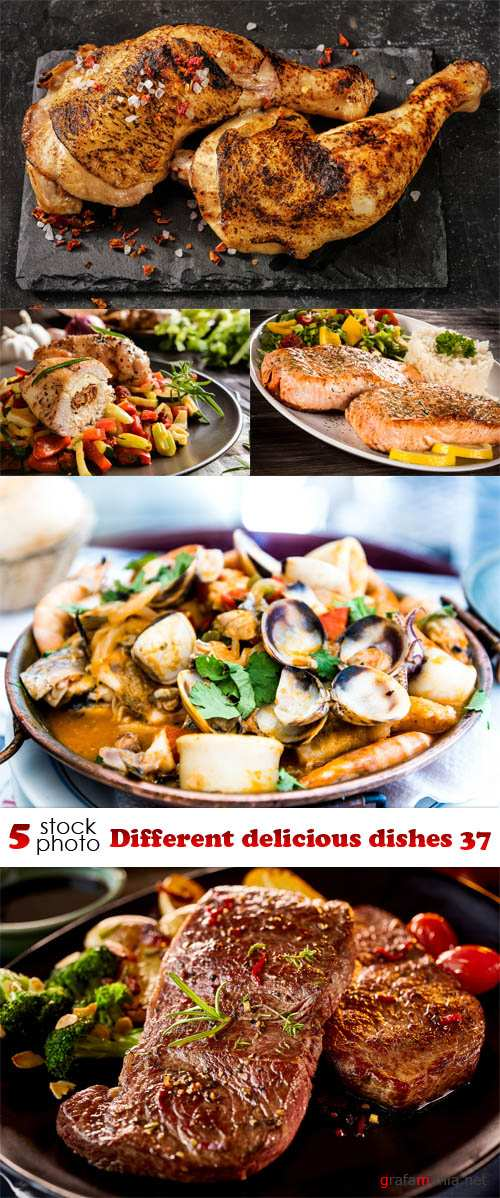 Photos - Different delicious dishes 37