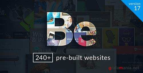 ThemeForest - BeTheme v17.1.1 - Responsive Multi-Purpose WordPress Theme - 7758048