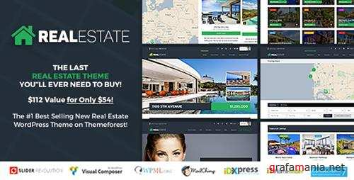 ThemeForest - WP Pro Real Estate 7 v2.5.6 - Responsive Real Estate WordPress Theme - 12473778