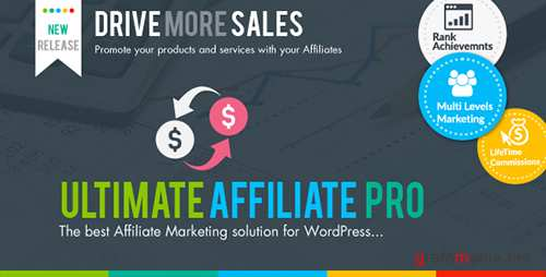 CodeCanyon - Ultimate Affiliate Pro v3.2 - WordPress Plugin - 16527729