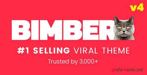 ThemeForest - Bimber v4.1.1 - Viral Magazine WordPress Theme - 14493994