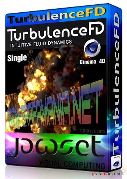 TurbulenceFD C4D v.1.0 Build 1419 (x64 bit) Repack