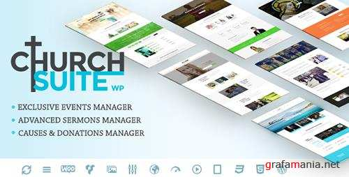 Church Suite v2.2.0 - Responsive WordPress Theme - 11926115