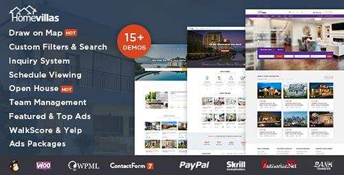 Home Villas v1.3 - Real Estate WordPress Theme - 19446059