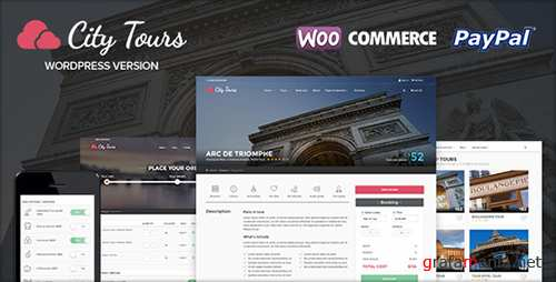 CityTours v2.2.1 - Hotel & Tour Booking WordPress Theme - 13181652
