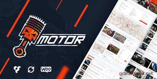 Motor v1.2.4 - Vehicles, Parts, Equipments and Accessories WooCommerce Store - 16829946