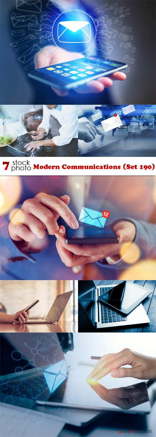 Photos - Modern Communications (Set 190)