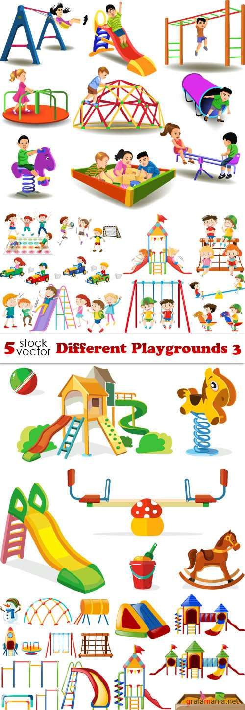 Vectors - Different Playgrounds 3
