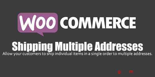 WooCommerce - Shipping Multiple Addresses v3.3.22