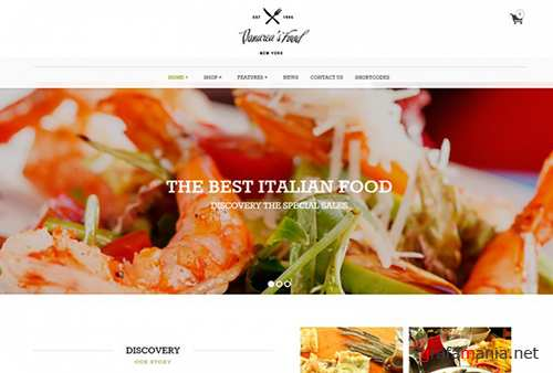 YiThemes - YITH Panarea v1.3.0 - Restaurant And Food WordPress Theme