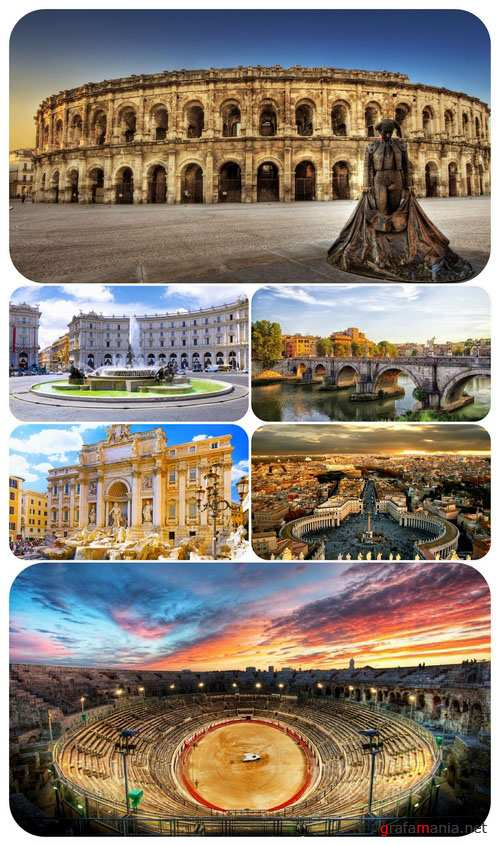 Wallpaper pack - Rome