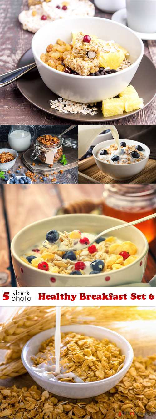 Photos - Healthy Breakfast Set 6