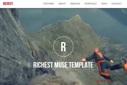 Richest Muse Template - CM 499481