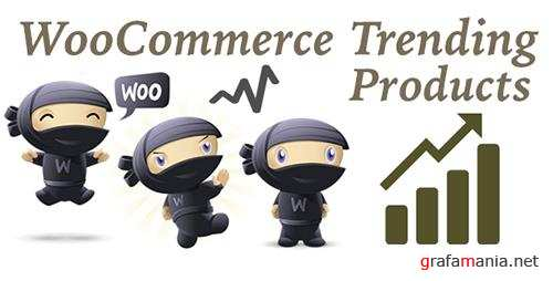CodeCanyon - WooCommerce Trending Products v1.2 - 12695424