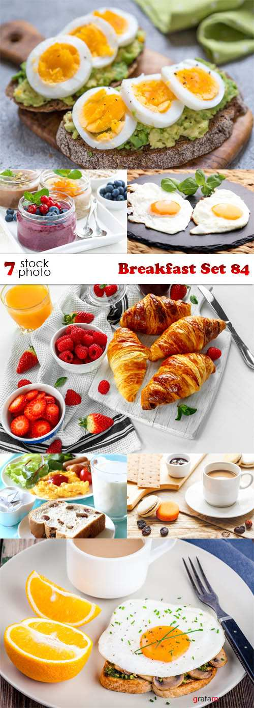 Photos - Breakfast Set 84