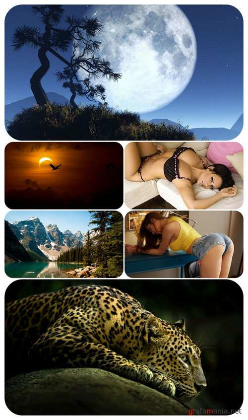 Beautiful Mixed Wallpapers Pack 434