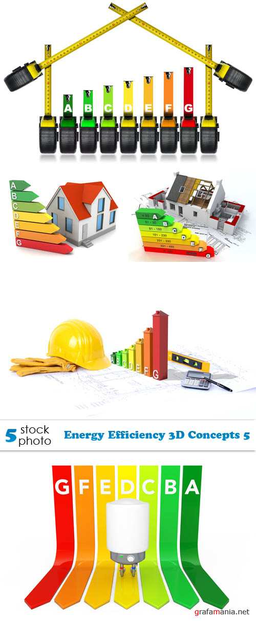 Photos - Energy Efficiency 3D Concepts 5