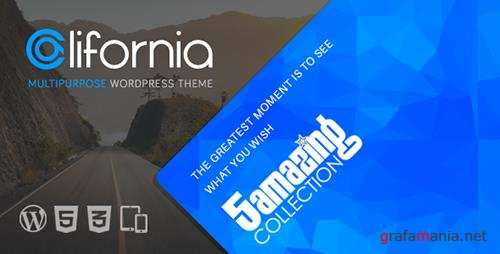 ThemeForest - California v1.9.0 - Multipurpose WordPress Theme - 10717108