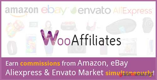 CodeCanyon - WooAffiliates v1.2.1 - WordPress Plugin - 14026593