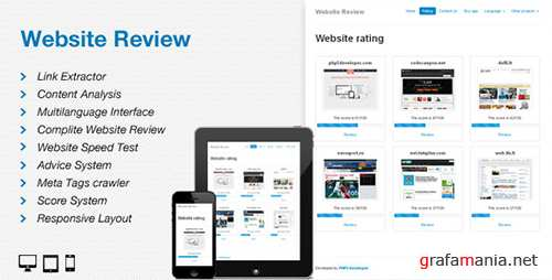 CodeCanyon - Website Review v4.9 - 4993140
