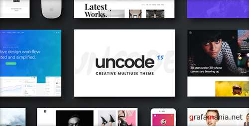 ThemeForest - Uncode v1.5.1 - Creative Multiuse WordPress Theme - 13373220