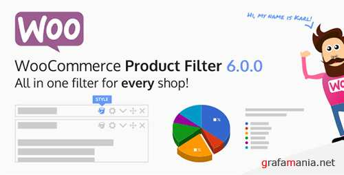 CodeCanyon - WooCommerce Product Filter v6.2.3 - 8514038