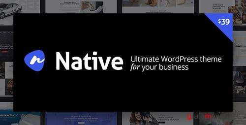 ThemeForest - Native v1.1.4 - Powerful Startup Development Tool - 19200310