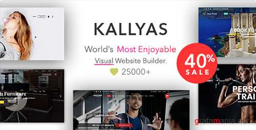 ThemeForest - KALLYAS v4.13.0 - Creative eCommerce Multi-Purpose WordPress Theme - 4091658