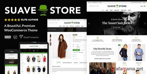 ThemeForest - Suave v1.8.4 - Multi-Purpose WooCommerce Theme - 10409867