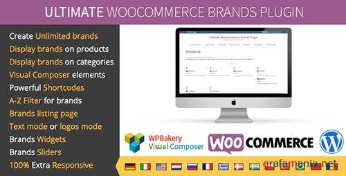 CodeCanyon - Ultimate WooCommerce Brands Plugin v1.6 - 9433984