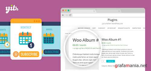YiThemes - YITH WooCommerce Subscription v1.2.2