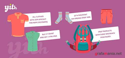 YiThemes - YITH WooCommerce Dynamic Pricing and Discounts v1.2.4