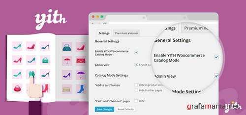 YiThemes - YITH WooCommerce Catalog Mode v1.5.6