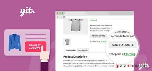 YiThemes - YITH Woocommerce Request A Quote v1.7.4