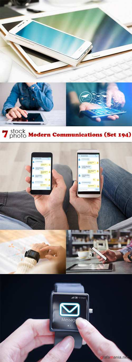 Photos - Modern Communications (Set 194)