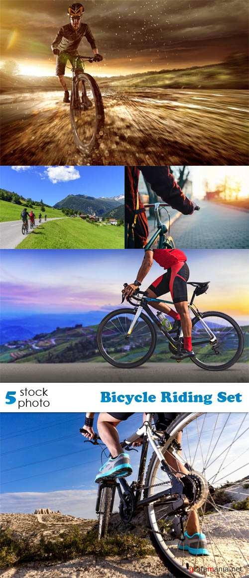 Photos - Bicycle Riding Set