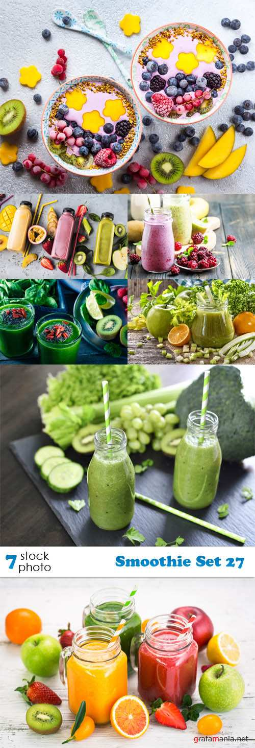 Photos - Smoothie Set 27
