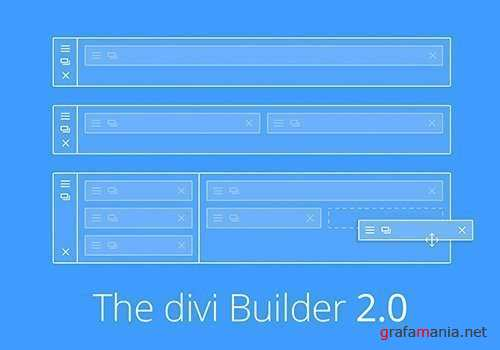 ElegantThemes - Divi Builder v2.0.8 - A Drag & Drop Page Builder Plugin For WordPress