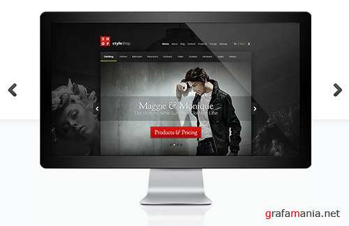 ElegantThemes - StyleShop v2.2.9 - eCommerce WordPress Theme